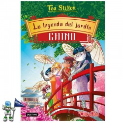 LA LEYENDA DEL JARDÍN CHINO , TEA STILTON 34