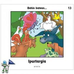 IPURTARGIA | BEHIN...