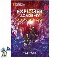 EXPLORER ACADEMY 2 , LA PLUMA DEL HALCÓN
