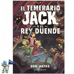 EL TEMERARIO JACK Y EL REY DUENDE , EL TEMERARIO JACK 2 , CÓMIC