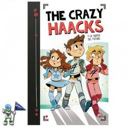 THE CRAZY HAACKS Y LA PUERTA DEL FUTURO , THE CRAZY HAACKS 7