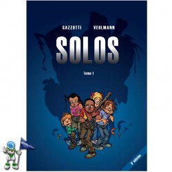 SOLOS 1 | CÓMIC