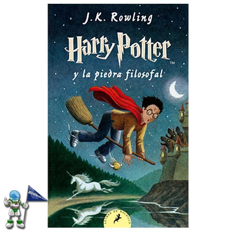HARRY POTTER Y LA PIEDRA FILOSOFAL   HARRY POTTER 1   EDICIÓN DE BOLSILLO