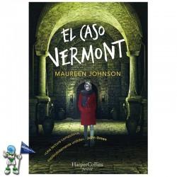 EL CASO VERMONT , LIBRO JUVENIL