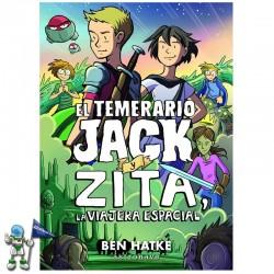 EL TEMERARIO JACK Y ZITA, LA VIAJERA ESPACIAL , CÓMIC