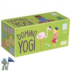 DOMINÓ YOGI | JUEGO DE YOGA...