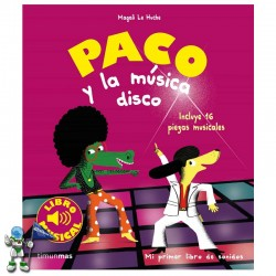 PACO Y LA MÚSICA DISCO ,...
