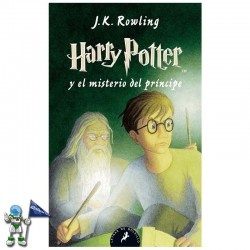 HARRY POTTER Y EL MISTERIO DEL PRÍNCIPE , HARRY POTTER BOLSILLO 6