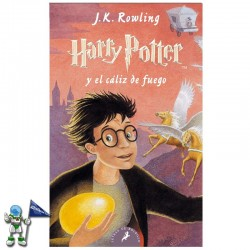 HARRY POTTER Y EL CÁLIZ DE FUEGO , HARRY POTTER BOLSILLO 4
