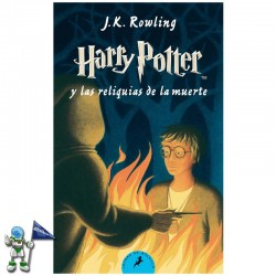 HARRY POTTER Y LAS RELIQUIAS DE LA MUERTE, HARRY POTTER 7 BOLSILLO 2010