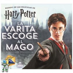 HARRY POTTER , LA VARITA...