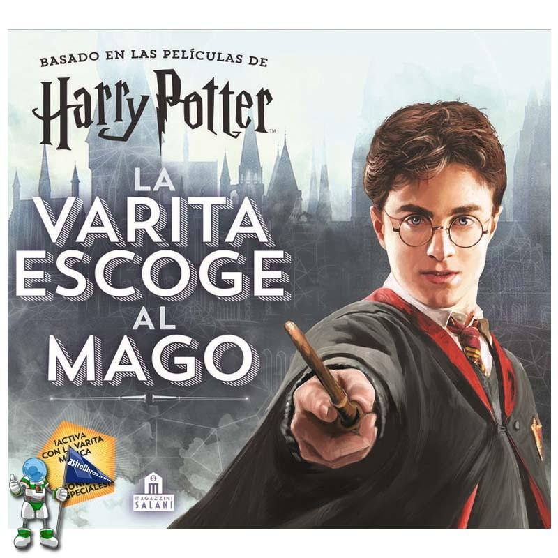 HARRY POTTER | LA VARITA ESCOGE AL MAGO