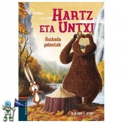 HOZKADA GALANTAK , HARTZ ETA UNTXI 4