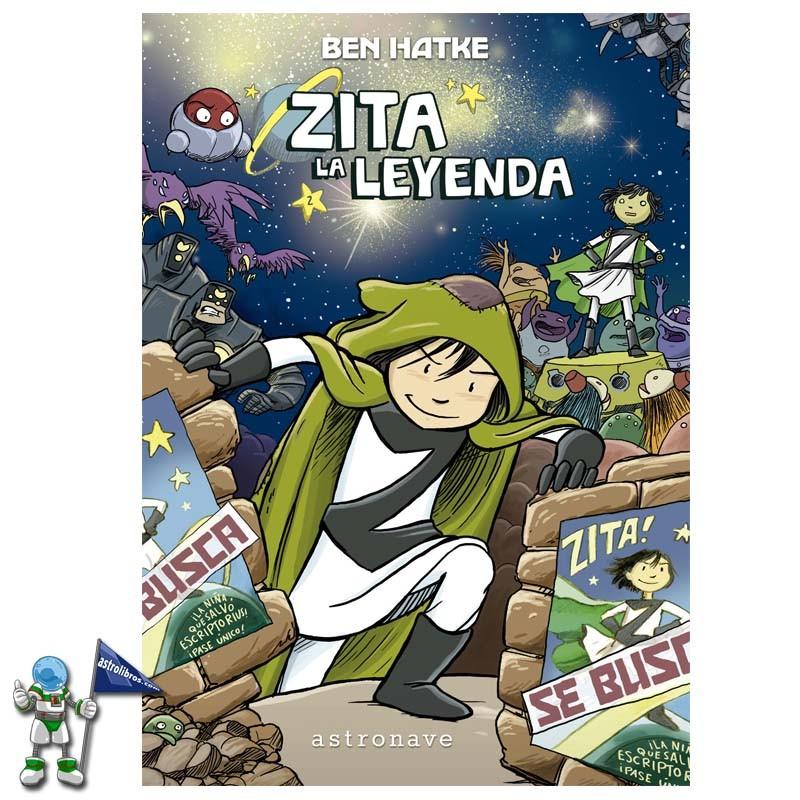ZITA, LA LEYENDA , LAS AVENTURAS DE ZITA 2 , CÓMIC