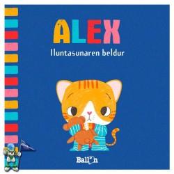 ALEX ILUNTASUNAREN BELDUR