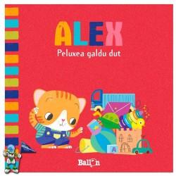 ALEX PELUXEA GALDU DUT