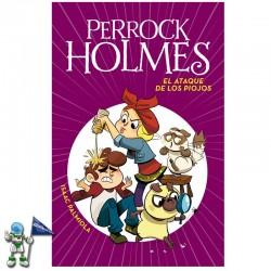 EL ATAQUE DE LOS PIOJOS , PERROCK HOLMES 11