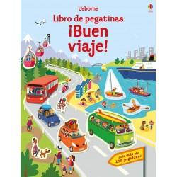 ¡BUEN VIAJE! , LIBRO DE PEGATINAS