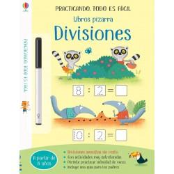 DIVISIONES | LIBROS PIZARRA...