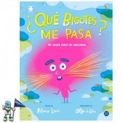 ¿QUÉ BIGOTES ME PASA? , COLECCIÓN BAOBAB