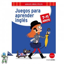 JUEGOS PARA APRENDER INGLÉS , 7-11 AÑOS , TERAPIAS VERDES