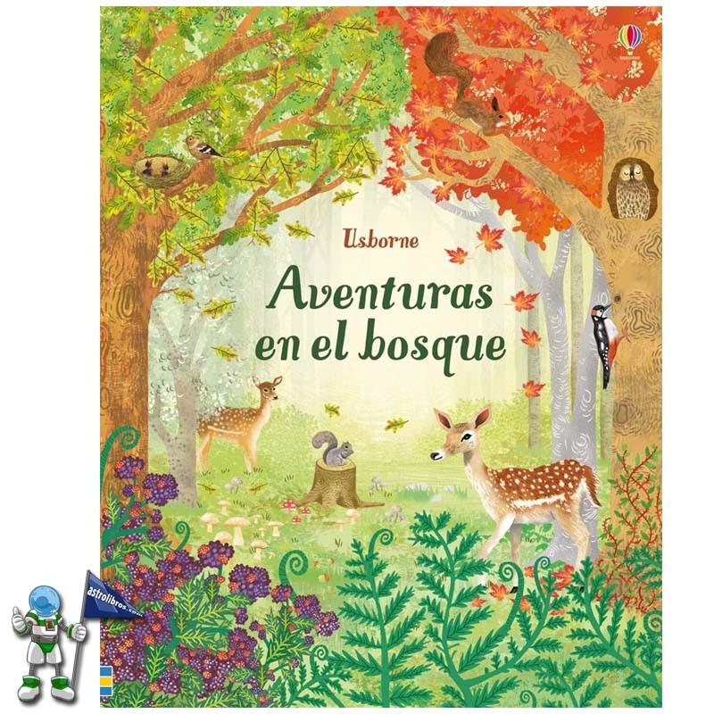 AVENTURAS EN EL BOSQUE | LIBROS INFANTILES USBORNE