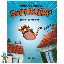 ¡LLEGA SUPERGATA! , SUPERGATA 1 , MAYÚSCULAS