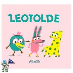 LEOTOLDE , LEOTOLDA EN EUSKERA