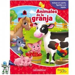 ANIMALES DE LA GRANJA , LIBROAVENTURAS