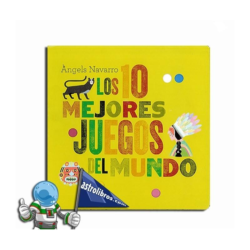 LOS 10 MEJORES JUEGOS DEL MUNDO , LIBRO-JUEGO