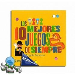 LOS 10 MEJORES JUEGOS DE SIEMPRE | LIBRO-JUEGO