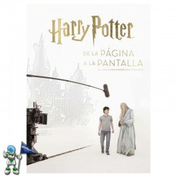HARRY POTTER DE LA PÁGINA A...
