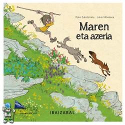 MAREN ETA AZERIA , GARALAR MARALAR BILDUMA 4