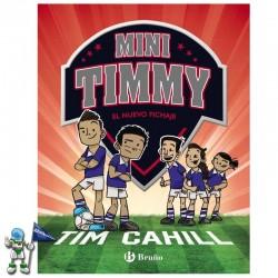 MINI TIMMY 7 | EL NUEVO FICHAJE