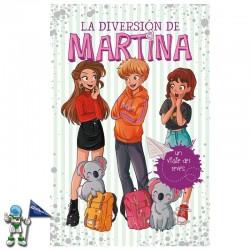 UN VIAJE DEL REVÉS , LA DIVERSIÓN DE MARTINA 8