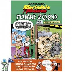 TOKIO 2020 , MORTADELO Y FILEMÓN , MAGOS DEL HUMOR 204