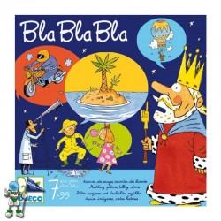 BLA BLA BLA | JUEGOS DJECO