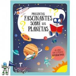PREGUNTAS FASCINANTES SOBRE LOS PLANETAS , COLECCIÓN IDEAKA
