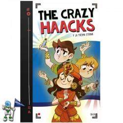 THE CRAZY HAACKS Y LA PÓCIMA ETERNA , THE CRAZY HAACKS 8