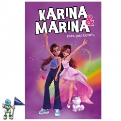 LISTAS PARA LA PARTY | KARINA & MARINA 4