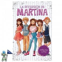 ELEGIDA PARA LA FINAL , LA DIVERSIÓN DE MARTINA 9