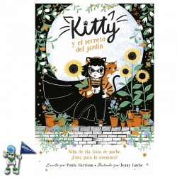 KITTY Y EL SECRETO DEL JARDÍN , KITTY 3