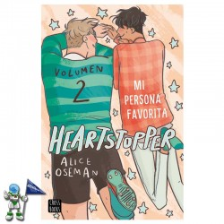 HEARTSTOPPER 2 , MI PERSONA FAVORITA