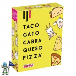 TACO GATO CABRA QUESO PIZZA...