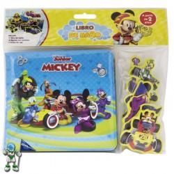 MICKEY | LIBRO DE BAÑO