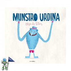MUNSTRO URDINA | MONSTRUO...