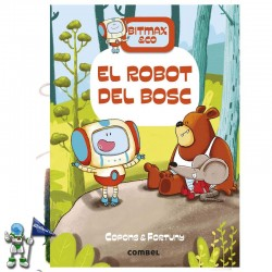 EL ROBOT DEL BOSQUE , BITMAX Y CO 1 , MAYÚSCULAS