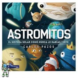 ASTROMITOS , EL SISTEMA SOLAR COMO NUNCA ANTES LO HABÍAS VISTO