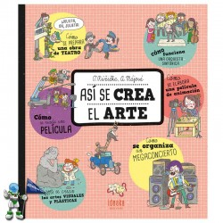 ASÍ SE CREA EL ARTE , IDEAKA