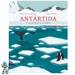 ANTÁRTIDA | EL CONTINENTE...